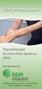 Postpolio Syndrom - Physiotherapie