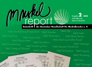 Muskelreport 02 2018 Cover