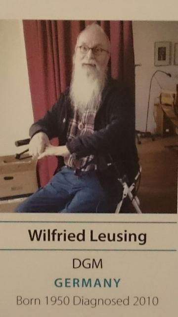 ALS March of Faces - Winfried Leusing